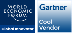 Recognised by World Economic Forum and Gartner